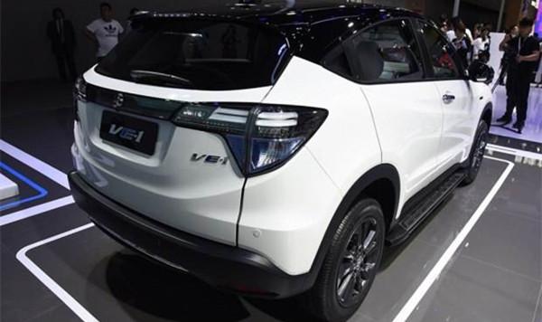 11月新车理念VE-1 如同纯电动版缤智