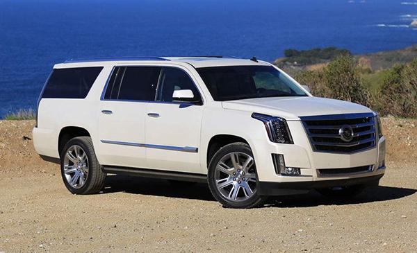 国产车开腻了不妨换个进口车 进口大型SUV车型推荐