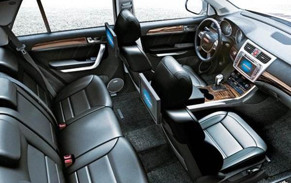 20万买什么大型SUV好 哈弗H8各方性能都比同价位suv强