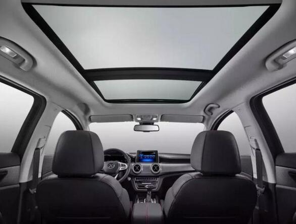 全新AI智能SUV绅宝X55,真正做到智能驾驶享受