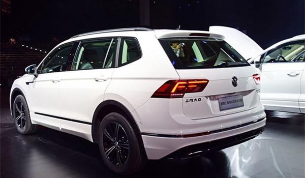 11月新车途观L PHEV 30万混动SUV新选择