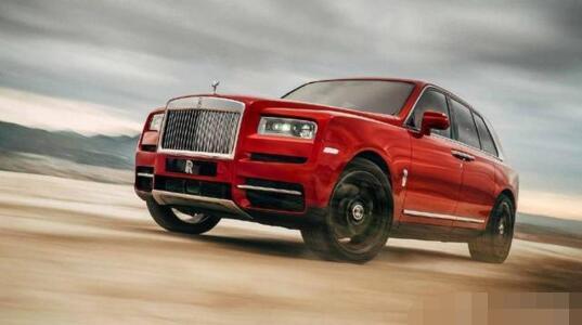 十款最贵的SUV排行榜,第一款专为国王打造有钱都买不到