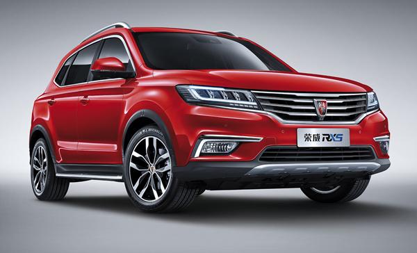 国产紧凑型suv车型推荐 荣威RX5名气在外