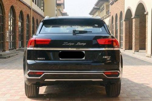 大迈X7有多重 大迈X7的车重有多少
