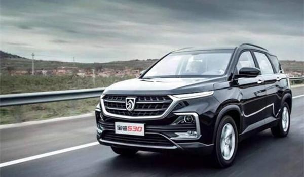宝骏SUV车型推荐 宝骏510在小型SUV销量榜霸榜一整年