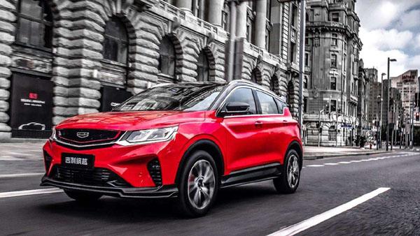 2018年11月小型SUV销量排行榜 吉利缤越新车销量10139辆