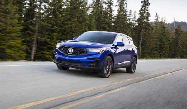 讴歌SUV车型推荐 讴歌CDX修长的车身内是豪华与舒适