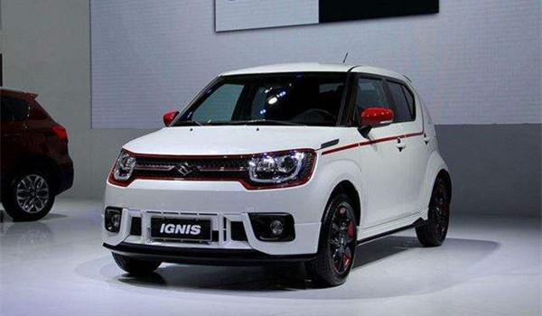 铃木SUV车型推荐 喜欢小型车的可不要错过