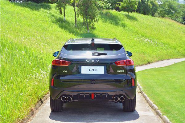 WEY P8油耗多少 非常省油驾驶感很出色的新能源suv