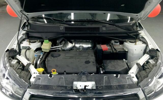 奇瑞瑞虎5是什么发动机 搭配一台2.0l发动机