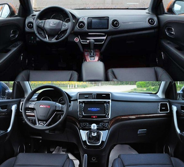 本田XR-V和哈弗H6哪个好 本田XR-V外观炫酷但性价比相对稍低
