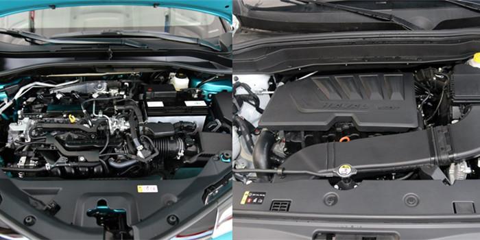 丰田C-HR和哈弗H6哪个好 哈弗H6价格低性价比更高