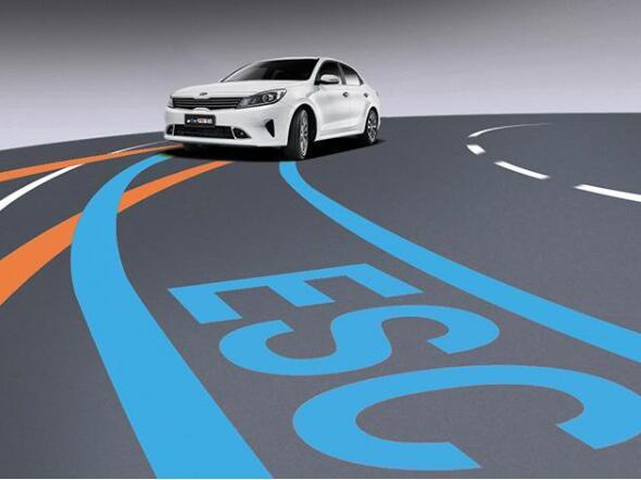 车身稳定控制什么意思,通过点刹来防止转弯打滑时侧翻