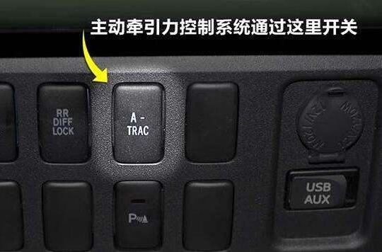 牵引力控制什么意思,控制点火防止轮胎打滑发生侧翻