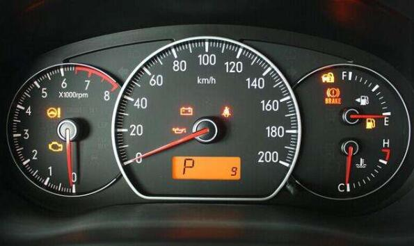 转速表上的rpm是什么意思,代表引擎每分钟的转速