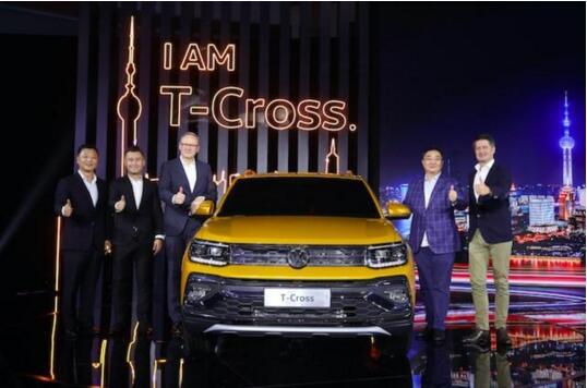 2019款t-cross上市时间,预计将于2019年4月份上市