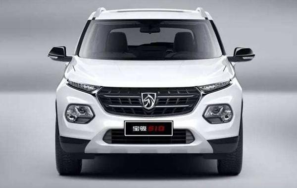2018全年小型SUV销量排行榜前十名车型 宝骏510位居第一当之无愧
