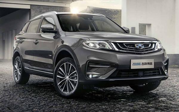 2018全年紧凑型SUV销量排行榜前十名车型 国民神车哈弗H6位居榜一