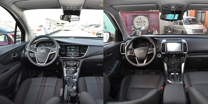 别克昂科拉和现代ix35哪个好 现代ix35顶配车型还不错