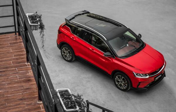 2019年1月小型SUV销量排行榜 缤越连续三月销量破万获季军