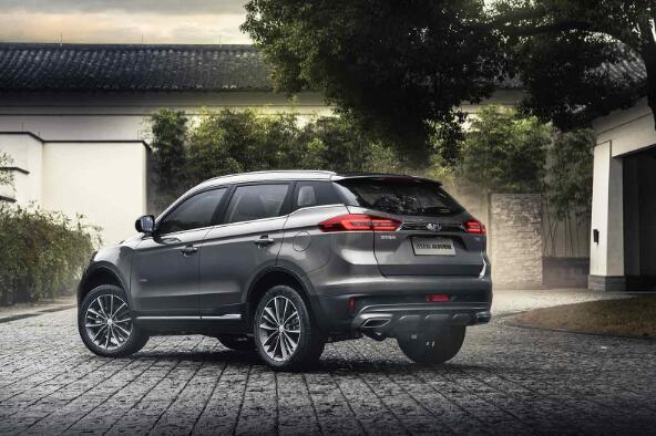 2019年1月15万SUV销量排行榜 吉利博越销量上涨最多
