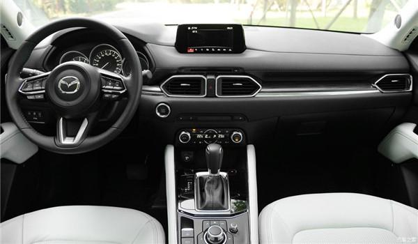 马自达CX-5怎么样 外观动感配置丰富