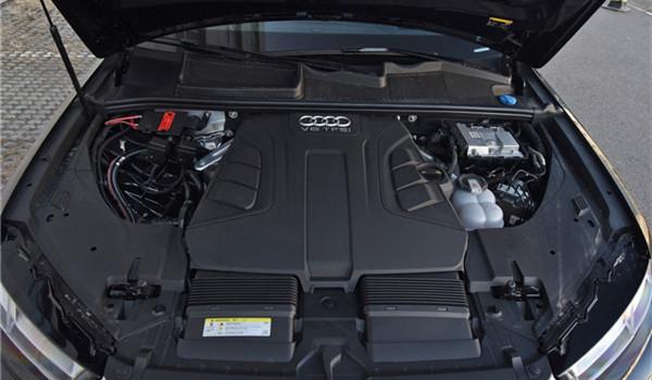奥迪Q7怎么样 设计简单大气配置功能丰富