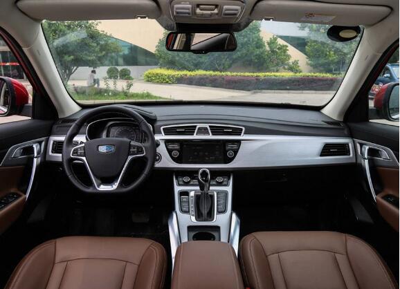吉利汽车suv车型推荐,销量最高口碑最好的几款车型推荐