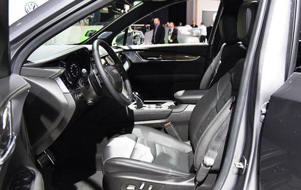 凯迪拉克XT6车型4月在上海车展见面(有望7月正式上市)
