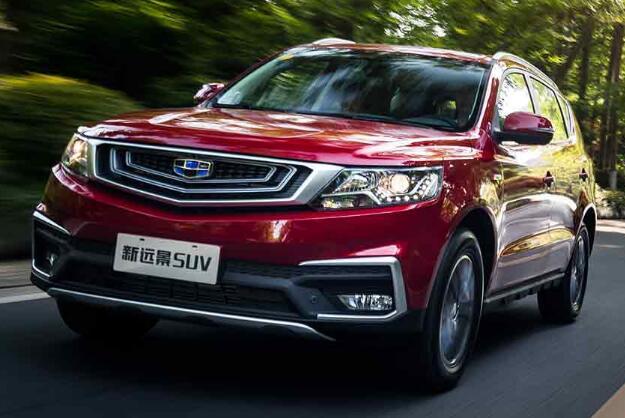 吉利远景SUV用什么机油最好 推荐使用最适合的机油
