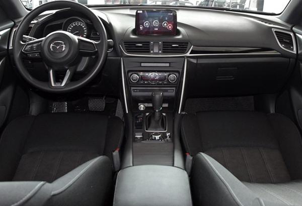 马自达CX-4一月销量有多少 销量略有降低今年一月4186辆