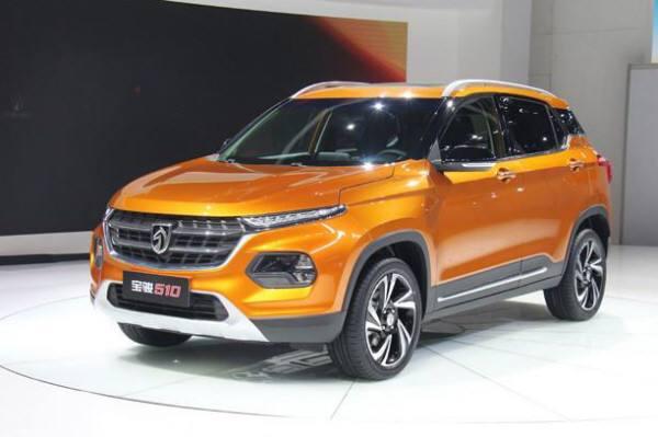 2019年3月SUV销量排行榜 宝骏510销量同比销量下滑明显