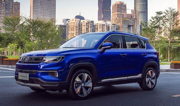 2019年3月10万SUV销量排行榜 长安汽车SUV销量最好