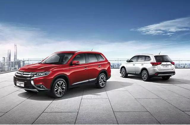 2019年3月七座SUV销量排行榜 三菱欧蓝德终于获得第一