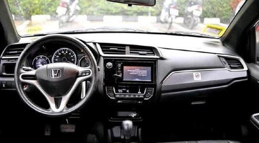 本田suv7座车型 本田七座BRV年底即将上市