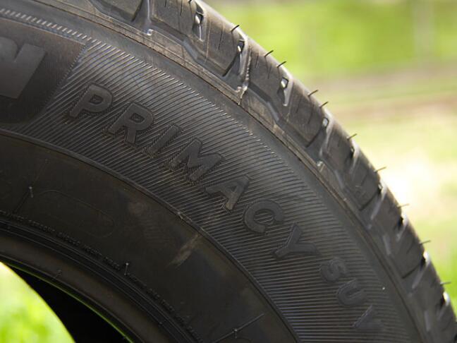 米其林Primacy SUV旅悦轮胎 城市SUV的福音(非常适合城市驾驶)