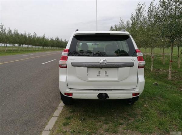 平行进口普拉多2.8柴油 普拉多2.8t柴油版报价高达60万
