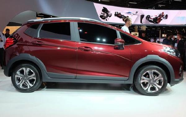 本田新车上市suv8万 入门价8万左右但油耗才是最吸引人的