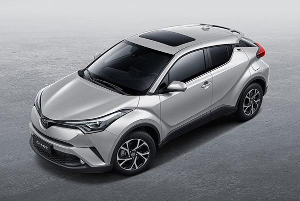 广汽丰田suv车型10万 广汽丰田10万左右车型目前只有一款