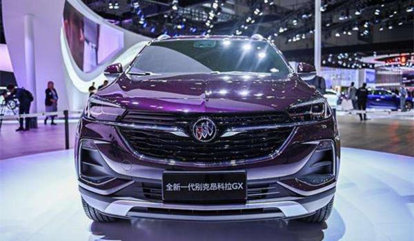 别克紧凑型SUV车型 昂科拉GX即将面世
