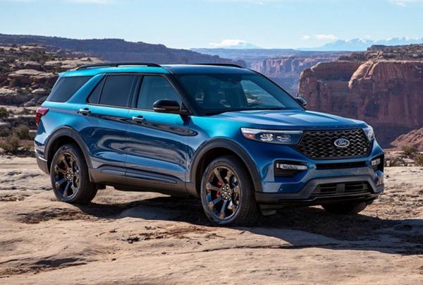福特最大suv车型 目前在售车型中探险者当之无愧是最大的