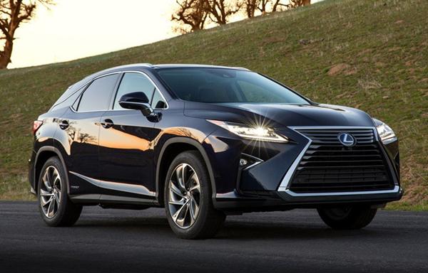 雷克萨斯suv油电混合车型 豪华品牌其旗下车型价格都不低