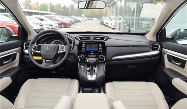 东风本田CR-V新款2019款 配置升级竞争力更强