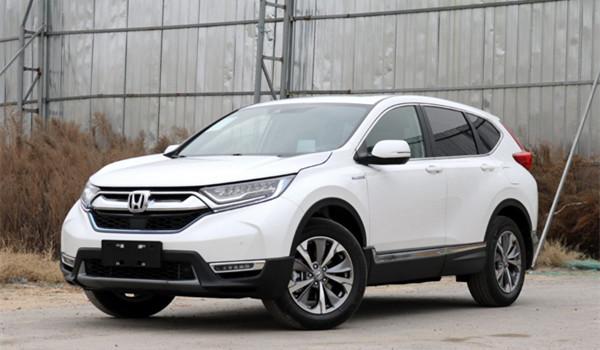 2019款本田CR-V最新消息 新增混动四驱车型选择更多