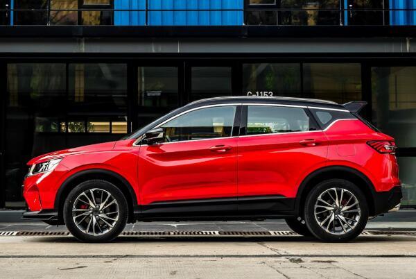 2019年4月10万SUV销量排行榜 吉利缤越销量破万得冠军