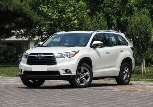 2019年4月七座SUV销量排行榜 汉兰达7502台新车销量夺冠