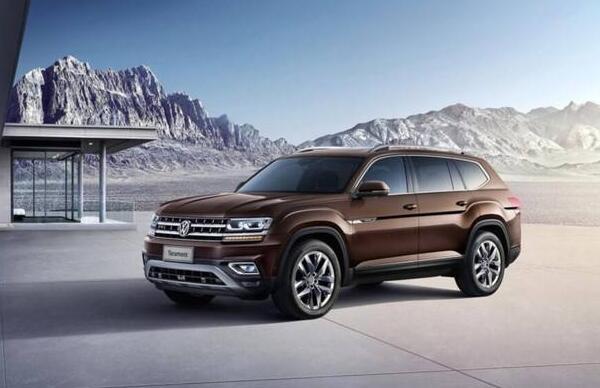 2019年4月大型SUV销量排行榜 全尺寸SUV大众途昂销量最多
