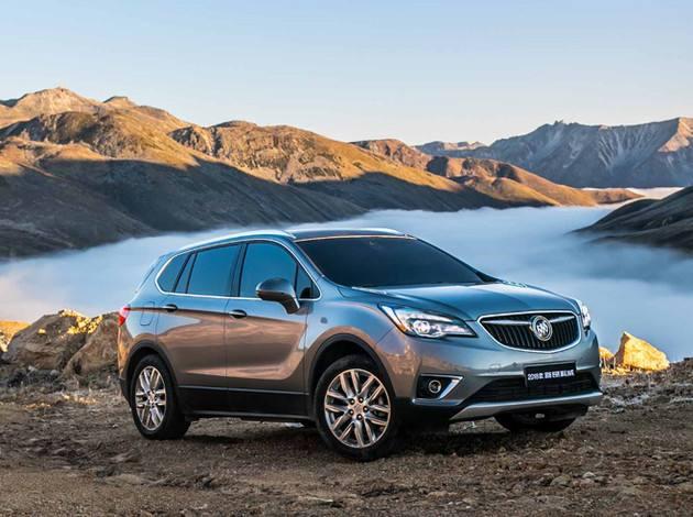 2019年4月中型SUV销量排行榜 昂科威在4月12015新车销量夺冠