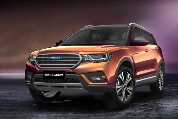 2019年1-4月SUV销量排行榜 哈弗H6夺冠但同比少卖近3万台