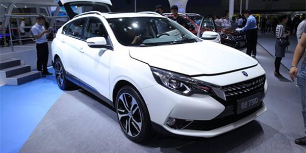 启辰T90四月销量 2019年4月销量298辆(销量排名第191)
